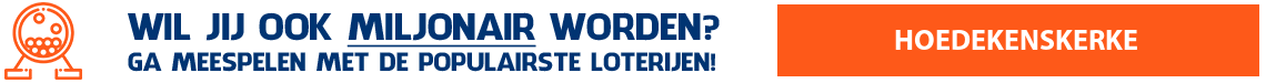 loterijen-hoedekenskerke